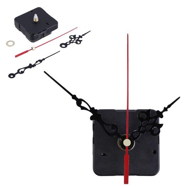 DIY Clock Mechanism Classic Hanging Black Quartz Watch Wall Clock Movement Mechanism Parts Repair Replacement