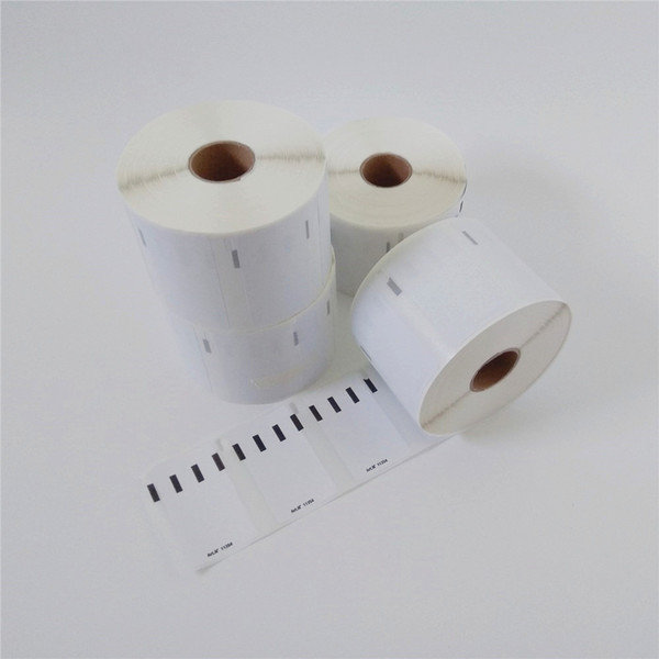 top popular 4 x Rolls Dymo 11354 Dymo11354 Compatible Thermal Labels 57mm x 32mm 1000 labels per roll LabelWriter 450 Turbo 2021
