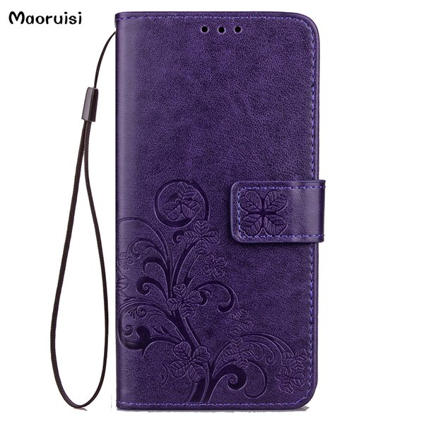 For samsung galaxy j5 prime Case Flip PU Leather & Silicone Mobile Wallet Holster Case For Samsung J5 Prime On5 2016 back cover