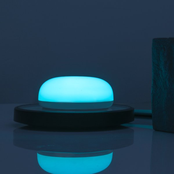 NILLKIN مصباح ضوء الليل مصباح مصدر الطاقة Micro USB Cable أو شاحن لاسلكي فاخر مصباح ضوء ناعم