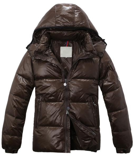 Wholesale Brand Winter Luxury Parajumpers men's Brand Goose Down Jacket Hoodies Fur Fashion Coats Men Warm Parka Down Coats Free shipping
