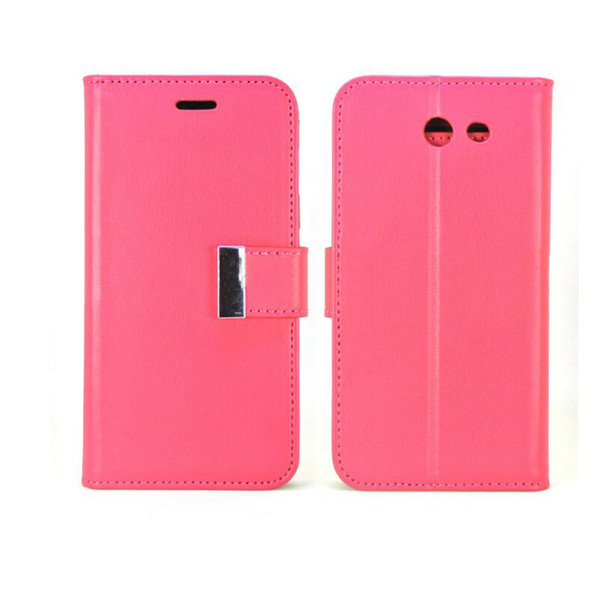 Wallet Case For Iphone X 8 8Plus PU Leather Cases With Card Slot Side Pocket Cellphone Case For Iphone7 7 Plus OPP Bag Top Quality New Hot