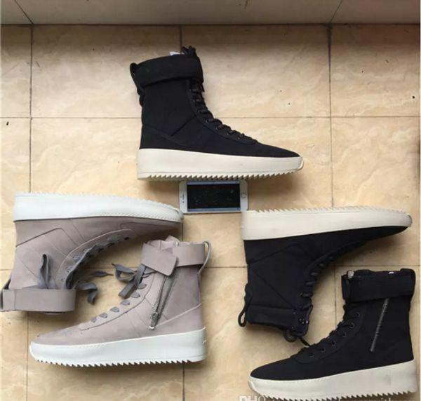 Großhandel Angst Gottes Military Sneakers Männer Designer Schuhe Stiefel Herbst Winter Outdoor Armee Stiefel Hight Herren Stiefel Von Ma792591370,