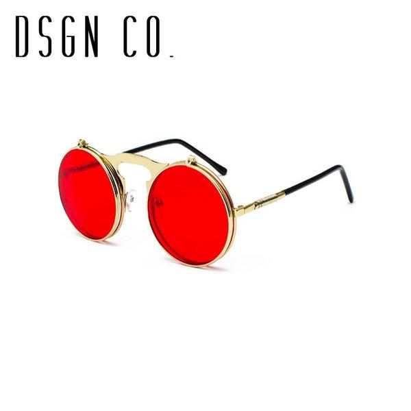 Golden Frame Rouge Objectif