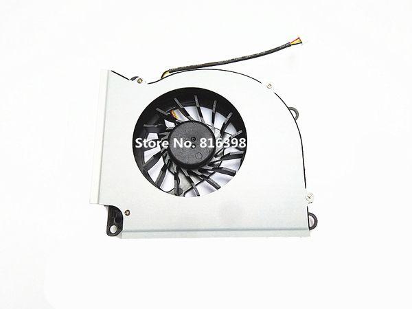 Free shipping New laptop cooling fan FOR MSI 16F1 16F2 16F3 1761 1762 GX660 GT680 GT683 GT60 GT70 CPU fan 3pin