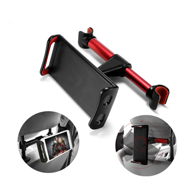 4-11'' Universal Tablet Car Holder For iPad 2 3 4 Mini Air 1 2 3 4 Pro Back Seat Holder Stand Tablet Accessories