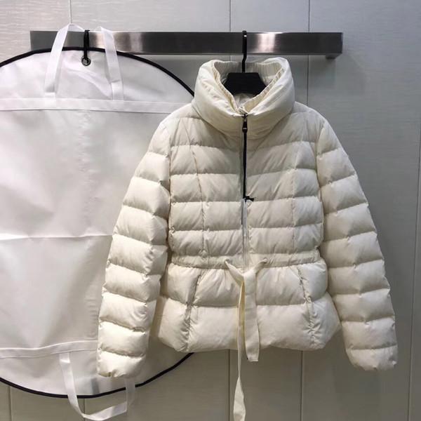 top popular Women Winter Jacket Ladies Duck Down Inside Warm Coat Femme Long Coat Quality Very Good 828 2019