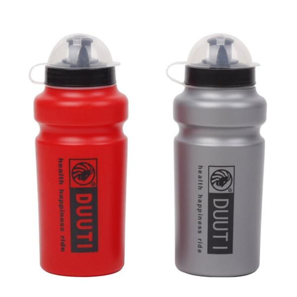 500ml Bike Bottle Portable Kettle Water Outdoor Sports Mountain Cycling Bottle