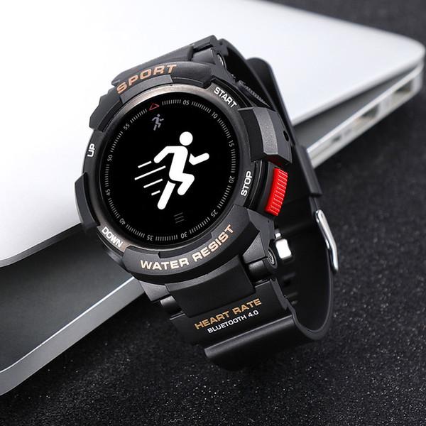 Smart Uhr Outdoors Sport mit Multi-Sport-Modus GPS Pulsmesser IP 68 Professional Wasserdicht für Android Smartphone