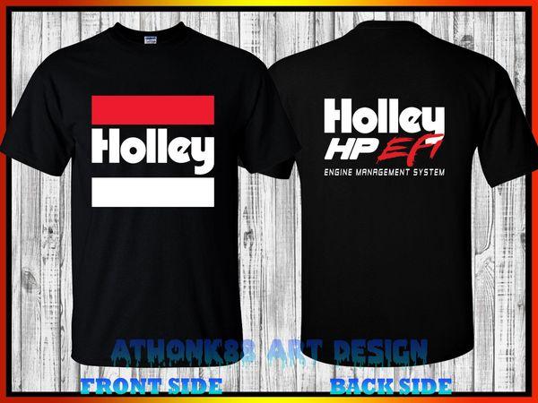 HOLLEY T-SHIRT HP EFI HOLLEY T-SHIRT SYSTÈME DE GESTION DU MOTEUR HP EFI