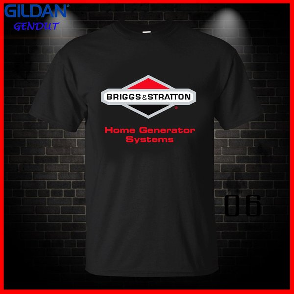 New Briggs and Stratton B and K Electric logo mens T shirt tee Cool Casual pride t shirt men Unisex New Fashion