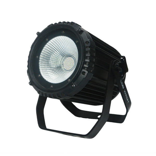 Gigertop Best Selling 100W COB Par Light 6in1/5in1/4in/1/3in1/Cold+warm white/UV to Choose,DMX 512 Control Master/Slave COB PAR