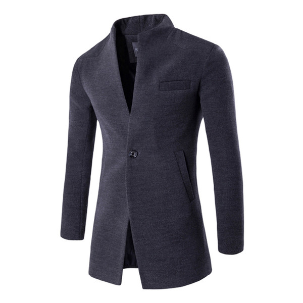 Auf comDhgate Outwear7 Festliche Jacke Großhandel Von 35 Stehkragen De Wollmantel Gothic Party Mantel Herren Cety59 dhgate rBoxdCeW