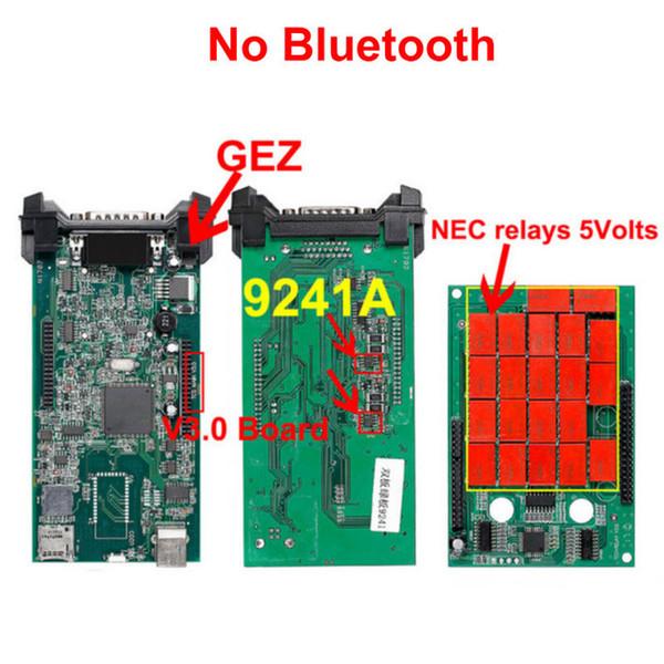 Pas de Bluetooth