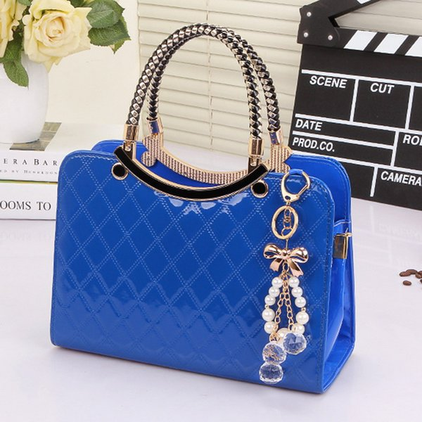 NIBESSER Summer Korean Version Of The New Bow Handbag Ladies Shoulder Diagonal Bag Female Handbags Sweet Shopper Tote Femme