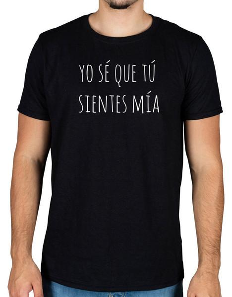 J Balvin Equis Songtexte T-Shirt Nicky Jam Cardi B Yo Que Tú Sientes Mía 'X' Neue Marke-Kleidung T-Stücke Männer Hot Cheap Short Sleeve Male