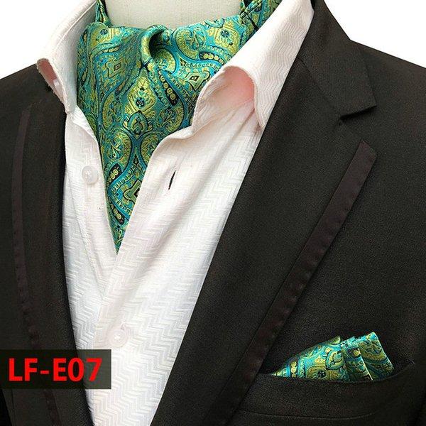 Цвет: галстуки носовые платки_7