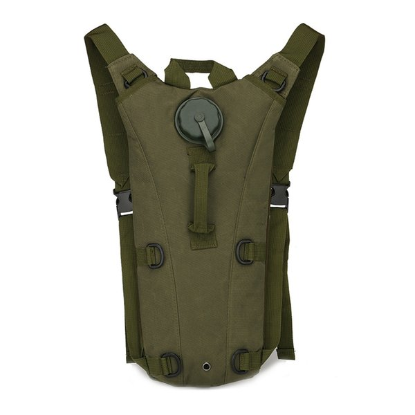 Outdoor Sports Hydration Pack 3L Water Bag Bike Cycling Back Army Camouflage