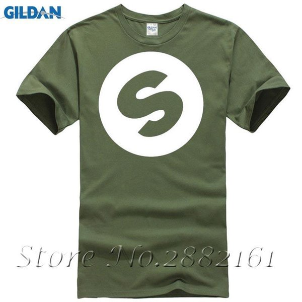 DJ Arno Cost Spinnin Records Music Festival Band World High Quality Slim Party Top Tee Mens 100% Cotton Short Sleeve Print