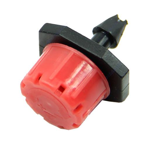 Hot Sale 10pcs Garden Irrigation Misting Micro Flow Dripper Drip Head 1/4'' Hose 7JS9