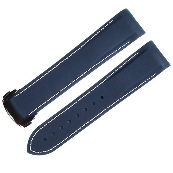 deep blue white 22mm