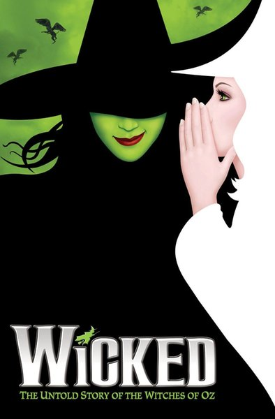 Wicked Broadway Musical Cool Decor Art Silk Poster 24x36inch 24x43inch  Sticker Quotes Wall Decor Sticker Wall From Wangzhi_hao8, $12.05| DHgate.Com