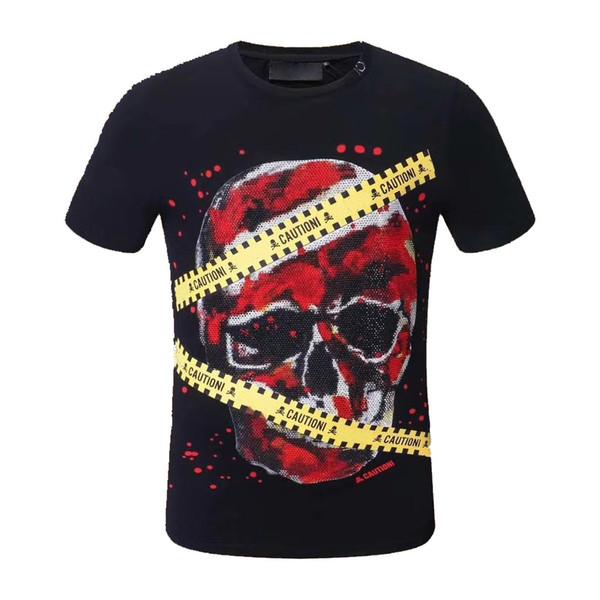 Men new short sleeve t shirt men brand clothing casual printed tshirts male cotton soft quality t-shirt men fw801100