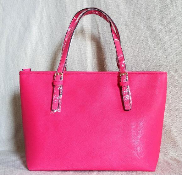 Neue Tropfenverschiffen 17 Farben Top-Mode berühmte Markenfrauen beiläufige Taschentasche Spielraumjet-gesetzte PU-Lederhandtaschen