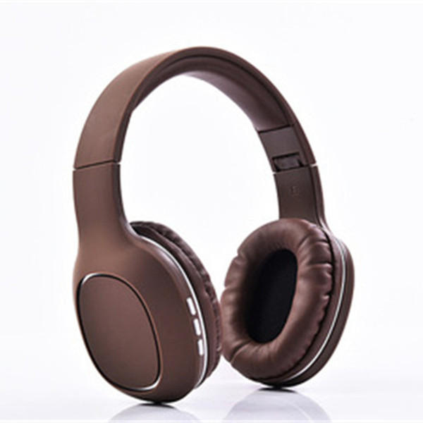 Hot China Freeshipping Bluetooth Headset Stereo Bass Foldable Wireless Headphones Earphone Support SD Card with Mic