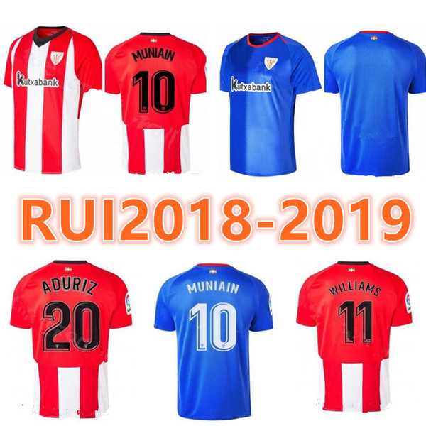Camiseta Athletic Club Muniain d310b8e3e4dbb