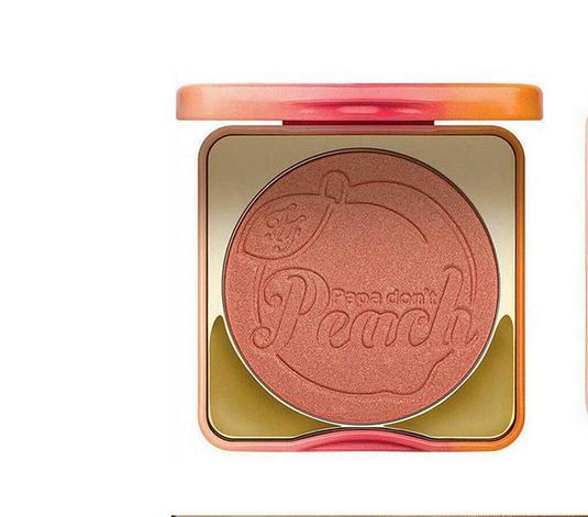 Em estoque! Novo Doce pêssego PAPA Não PEACH Maquiagem Rosto Peach infundido blush uma cor blush Frete Grátis