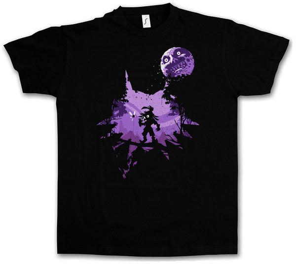 Details zu ANIME MASK T-SHIRT Lustiges Gratis Versand Unisex Casual T-Shirt Geschenk