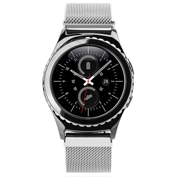 Milanese Magnetic Loop Stainless Steel Band For Samsung Gear S2 Classic SM-R732 new design 2017 spring hot sale Dec15