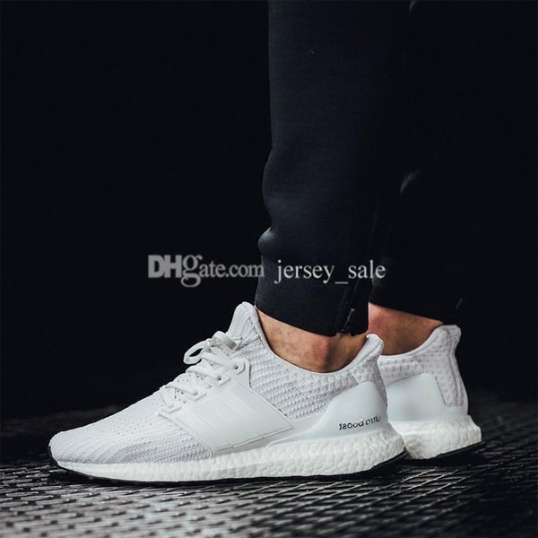 #08 Ultra Boost 4.0 Core White