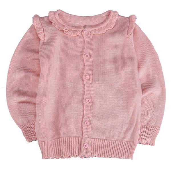 2018 tenues pour la rentrée scolaire pour bébé fille pull enfants veste cardigan veste cardigan pour les adolescentes 10 12 14 année