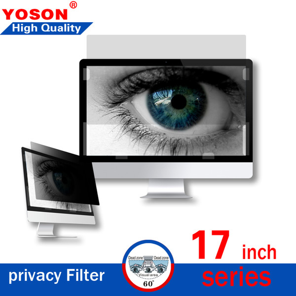 Privacy Filter for 17 Inch Series Widescreen Laptop LCD Monitor Privacy Screen (,17'',17.3'') Free Shipping Top Grade Sale