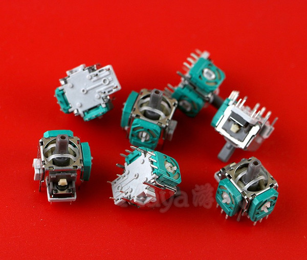 best selling Analog Controller Part Controller Switch Repair Part Replacement 3D Joystick for PS4 Wireless Controller OEM