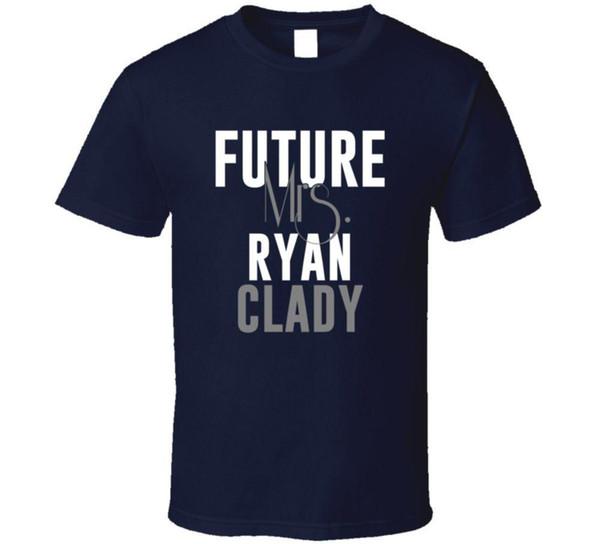 Futura camisa do futebol da Sra. Ryan Clady Denver