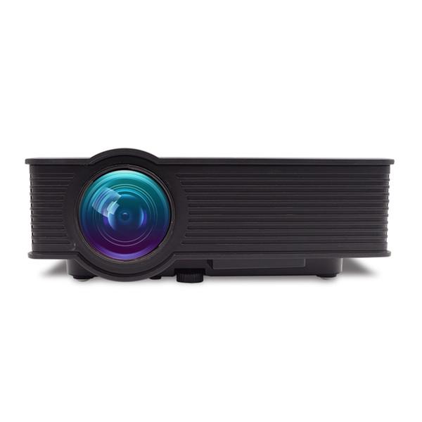 GP9 2000 Lumens LEVOU Projetor HD 1080 P Portátil USB Cinema Home Theater Pico LCD de Vídeo Mini Projetor Beamer GP-9 Projetores Atacado