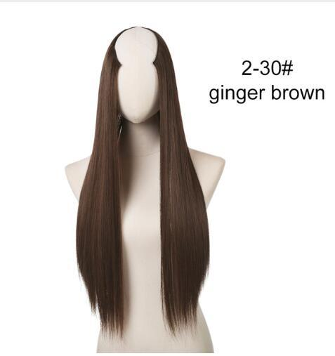 ginger brown