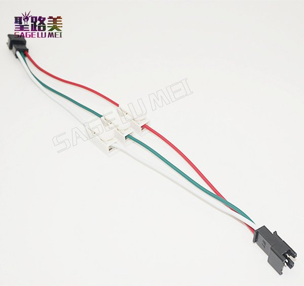 2/3pin Spring Connector wire with no welding no screws Quick Connector cable clamp Terminal Block 3 Way Easy Fit for led strip