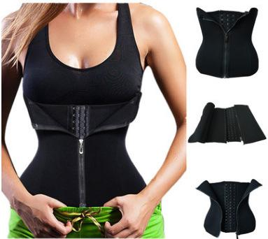 Femmes Latex Taille Cincher Minceur Shapewear Os Latex Caoutchouc Body Shaper Taille Formateur Formation Corset Latex Corset Sexy