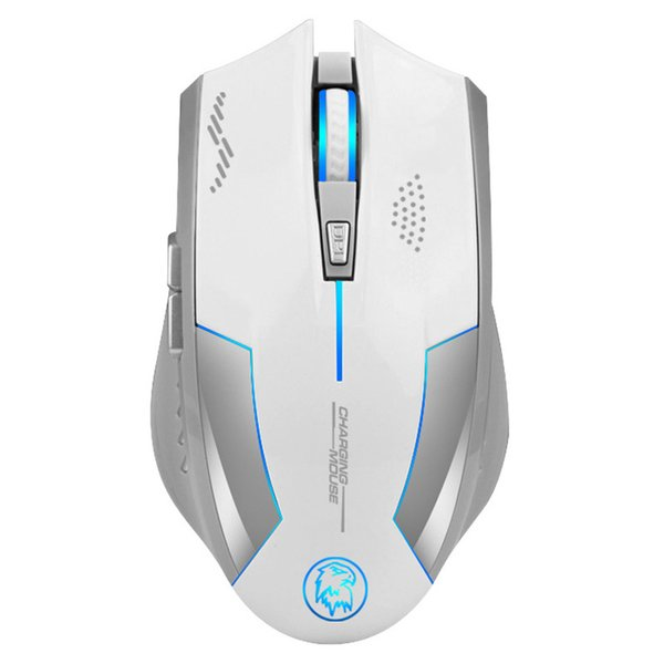 USB mini wireless mouse gaming mouse charging mouse for 10m transmission distance 6 buttons three-block resolution 120*71*31mm