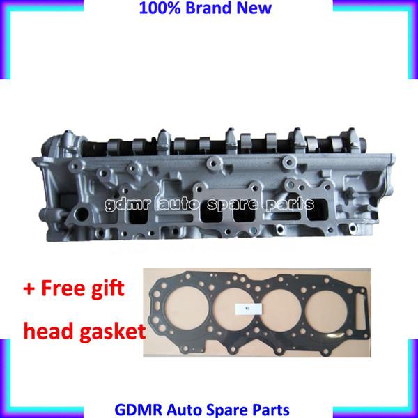 top popular Complete cylinder head WE BT50 WLAT851022 WE01-10-100J AMC908 849 for mazda or ford Ranger Everest 2499cc 2019