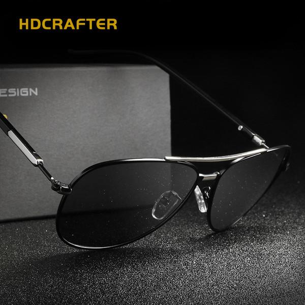 Aviador Sun Glasses Womens Classical Mens Sunglasses Polarized Brand Designer Lunette De Soleil femme Driving Eyewear HDCRAFTER