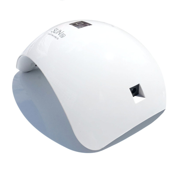 Profession SUN8s Automatic sensing 48W UV Lamp Gel Polish LED Nail Dryer For Manicure Curing Nail Tool Y18100907
