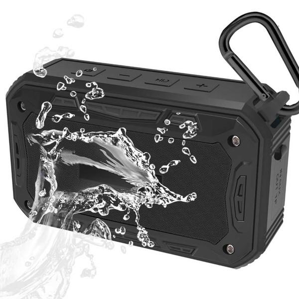 Mini Waterproof IP67 Bluetooth Speaker S618 Outdoor Subwoofer Portable Sport HiFi Wireless Speakers Charge Pulse 3 Bluedio