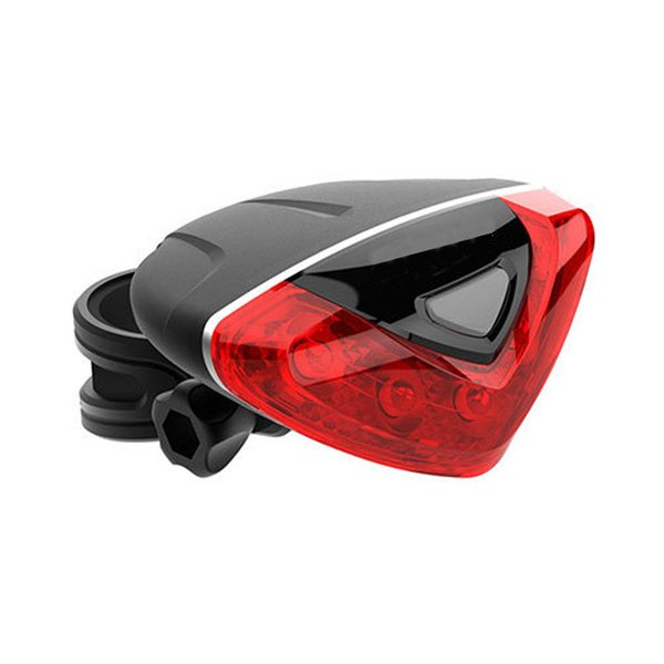 New Outdoor tail light Accessories Bicycle Rear Tail light Red LED Flash Lights Cycling Night Safety Bike Warning Lamp nx