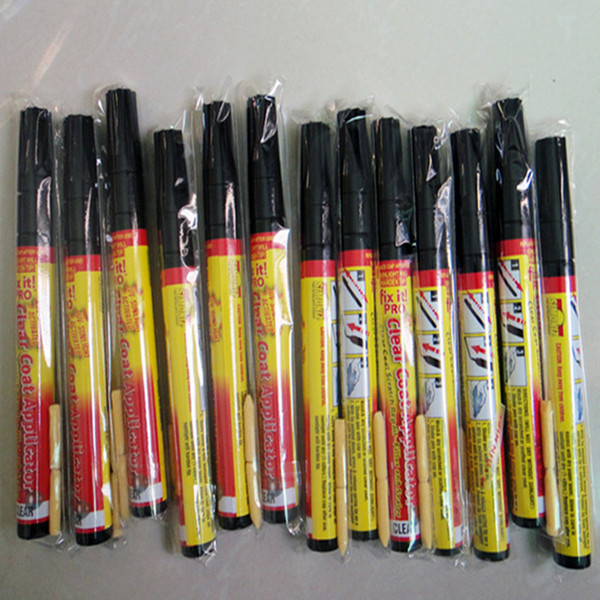 Portable Car Scratch Repair Pen Fix It Pro Clear Coat Car Scratch Repair Filler Remover Paint Pen Tv Car Touch Up Pen Best Car Care Products Best Car