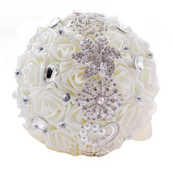 Suministros para bodas, flores románticas, artificiales, ventas directas de fábrica.
